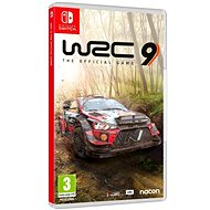 WRC 9 The Official Game – Nintendo Switch - Hra na konzolu