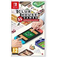 Clubhouse Games: 51 Worldwide Classics – Nintendo Switch - Hra na konzolu