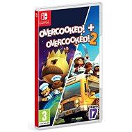 Overcooked! + Overcooked! 2 – Double Pack – Nintendo Switch
