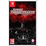 Deadly Premonition: Origins – Nintendo Switch - Hra na konzolu