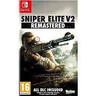 Sniper Elite V2 Remastered  – Nintendo Switch - Hra na konzolu