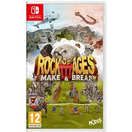 Rock of Ages 3: Make and Break – Nintendo Switch