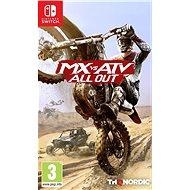MX vs ATV All Out! – Nintendo Switch - Hra na konzolu