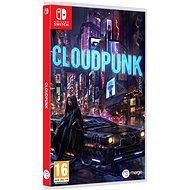 CloudPunk – Nintendo Switch - Hra na konzolu