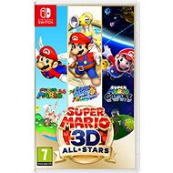 Super Mario 3D All-Stars – Nintendo Switch - Hra na konzolu