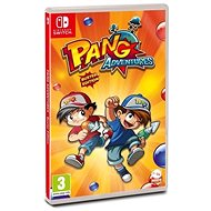Pang Adventures: Buster Edition – Nintendo Switch - Hra na konzolu