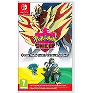 Pokémon Shield + Expansion Pass – Nintendo Switch - Hra na konzolu