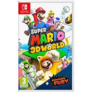 Super Mario 3D World + Bowser's Fury - Nintendo Switch - Console Game
