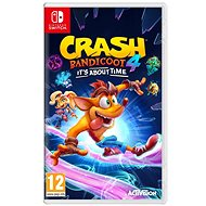 Crash Bandicoot 4: Its About Time – Nintendo Switch - Hra na konzolu