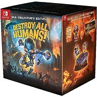 Destroy All Humans! – DNA Collectors Edition – Nintendo Switch - Hra na konzolu