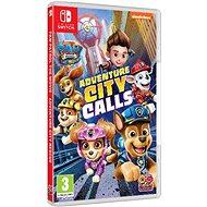 Labková patrola: Adventure City Calls – Nintendo Switch