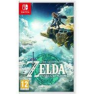 The Legend of Zelda: Breath of the Wild 2 – Nintendo Switch - Hra na konzolu