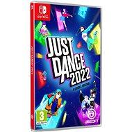 Just Dance 2022 – Nintendo Switch - Hra na konzolu