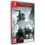 Assassins Creed 3 + Liberation Remaster – Nintendo Switch
