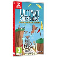Ultimate Chicken Horse – A-Neigh-Versary Edition – Nintendo Switch