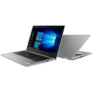 Lenovo ThinkPad L380 Silver - Notebook