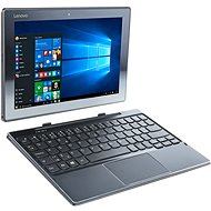 Lenovo Miix 310-10ICR Silver 64 GB + dock s klávesnicou - Tablet PC
