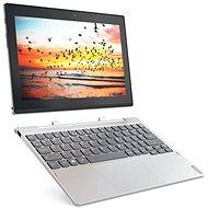 Lenovo Miix 320-10ICR Platinum 128GB LTE + dock s klávesnicou