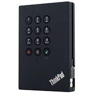 Externý disk Lenovo ThinkPad USB 3.0 Secure Hard Drive - 1000GB