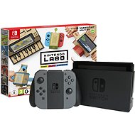 Nintendo Switch - Black + Nintendo Labo Variety kit