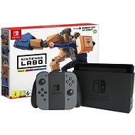 Nintendo Switch - Grey + Nintendo Labo Robot kit - Herná konzola