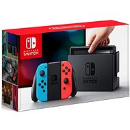 Nintendo Switch - Neon Red&Blue Joy-Con - Herná konzola