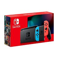 Nintendo Switch – Neon Red & Blue Joy-Con - Herná konzola