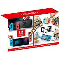 Nintendo Switch - Neon + Nintendo Labo Variety Kit