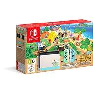 Nintendo Switch - Animal Crossing Bundle - Herná konzola