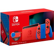 Nintendo Switch Mario Red & Blue Edition - Herná konzola