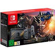Nintendo Switch Monster Hunter Rise Edition - Herná konzola