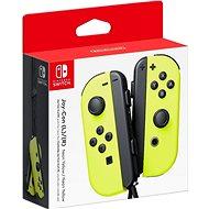 Nintendo Switch Joy-Con ovládače Yellow