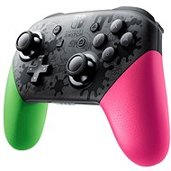 Nintendo Switch Pro Controller - Splatoon 2 Edition - Gamepad