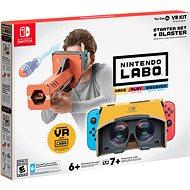 Nintendo Labo – VR Kit Starter Set + Blaster pre Nintendo Switch - Hra na konzolu