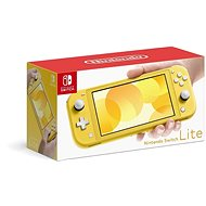Nintendo Switch Lite – Yellow - Herná konzola