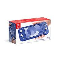 Nintendo Switch Lite – Blue - Herná konzola