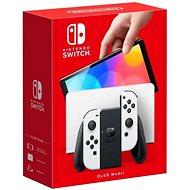 Nintendo Switch (OLED model) White - Herná konzola