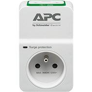 APC Základná ochrana proti prepätiu SurgeArrest 1 výstup 230 V, 2 nabíjacie porty USB, Francúzsko - Prepäťová ochrana
