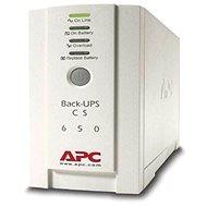 APC Back-UPS CS 650I - Záložný zdroj