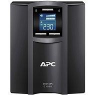 Záložný zdroj APC Smart-UPS C 1000VA LCD