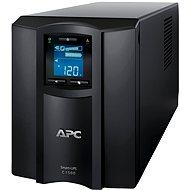 APC Smart-UPS C 1500VA LCD - Záložný zdroj