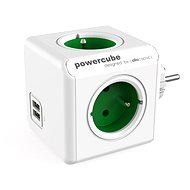 PowerCube Original USB zelená - Adaptér