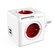PowerCube Original USB červená - Napájací adaptér