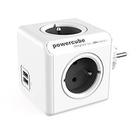 PowerCube Original USB sivá - Adaptér