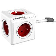 PowerCube Extended červená - Zásuvka
