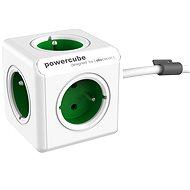 PowerCube Extended zelená - Zásuvka