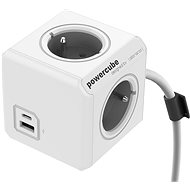 PowerCube Extended USB A+C - Zásuvka