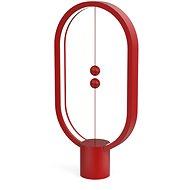 Powercube Heng Balance Lamp Plastic Ellipse červená - Stolová lampa