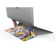 Allocacoc LaptopStand MOFT – kombinácia farieb - Stojan