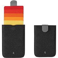 Powercube Dax wallet červená - Peňaženka